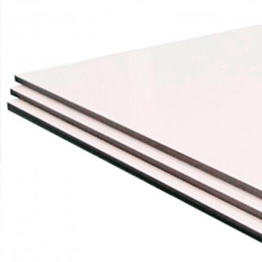 Aluminio composite sin impresión
