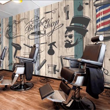 Vinilos peluquería