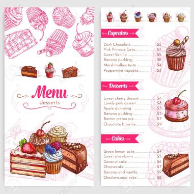 Cartas de tartas